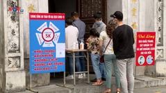 Hà Nội: Chưa thực hiện khai báo y tế tại các điểm du lịch