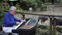 Colombia: Biểu diễn nhạc cổ điển cho động vật trong vườn thú