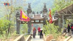 Đền thờ Vua Lê Lợi - Điểm đến hấp dẫn nơi vùng cao Lai Châu