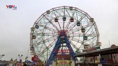 Mỹ: Công viên giải trí trên Đảo Coney mở cửa trở lại sau hơn 1 năm đóng cửa