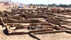 Ai Cập: Phát hiện tàn tích của thành phố cổ 3.400 năm tuổi