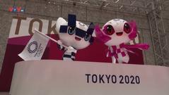 Nhật Bản ra mắt linh vật Olympic Tokyo