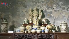 Vào phố cổ chiêm ngưỡng nét đẹp làng nghề truyền thống Bát Tràng