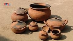 Mộc mạc gốm Tri Tôn