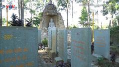 Chiêm ngưỡng vườn kinh bằng đá độc đáo ở Vĩnh Long