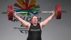 Vận động viên chuyển giới đầu tiên thi đấu tại Olympic