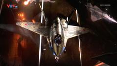 Nga trình làng máy bay chiến đấu Sukhoi thế hệ thứ 5