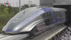Trung Quốc ra mắt tàu đệm từ trường siêu tốc đầu tiên trên thế giới, tốc độ lên tới 600 km/h
