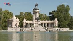 Đại lộ Paseo del Prado và Công viên Buen Retiro của Tây Ban Nha vào danh sách Di sản thế giới