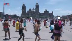 Thủ đô Mexico City kỷ niệm ngày thành lập thành phố cổ Tenochtitlan