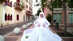 Ngày kỷ niệm buồn của cô dâu trong vụ nổ ở Li-băng năm 2020