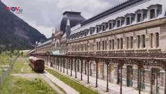 Ga xe lửa trở thành khách sạn sang trọng sau hơn 50 năm đóng cửa