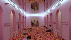 Bảo tàng Kem đầu tiên tại Singapore