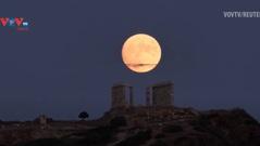 Các bảo tàng và địa điểm khảo cổ Hy Lạp mở cửa đón Trăng tròn tháng 8