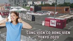 Công viên thú vị cho du khách trải nghiệm như vận động viên Paralympic