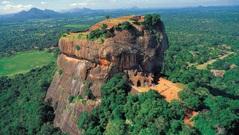 Sigiriya - Pháo đài sư tử giữa rừng rậm Sri Lanka