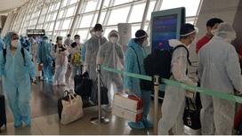 Ban chỉ đạo Quốc gia: Kéo dài thời gian cách ly đối với chuyến bay từ vùng dịch có chủng mới