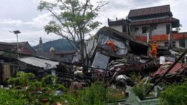 Động đất Indonesia: ít nhất 56 người thiệt mạng