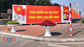 Hiệp hội nhà báo các nước chúc mừng Đại hội đại biểu toàn quốc lần thứ XIII của Đảng Cộng sản Việt Nam