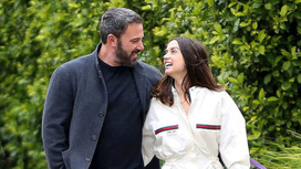 Ben Affleck chia tay Bond girl Ana de Armas
