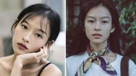 Báo Trung Quốc khen người mẫu Việt giống Chương Tử Di