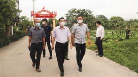 Hà Nội ra chỉ thị siết chặt các biện pháp phòng chống dịch