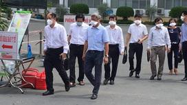 Thứ trưởng Bộ Y tế chỉ đạo Bệnh viện Bệnh nhiệt đới TP.HCM sau 22 ca nhiễm Covid-19