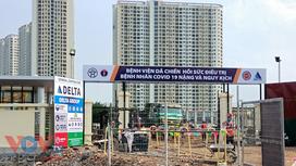 Bệnh viện Đại học Y Hà Nội xây dựng bệnh viện dã chiến