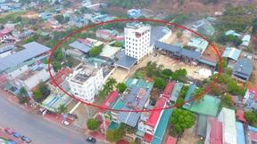 Sơn La: Công trình 'khủng' xây dựng trái phép, chính quyền loay hoay tìm cách giải quyết