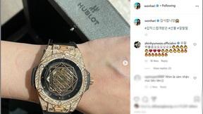 Trấn Thành chi gần 2 tỷ đồng mua đồng hồ đôi cho Hari Won