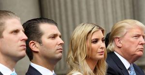 Con ông Trump làm gì khi cha không còn là tổng thống?