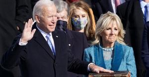 Toàn cảnh lễ nhậm chức của Tân Tổng thống Mỹ Joe Biden