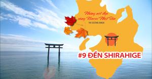 Những Nét Đẹp Vùng Kansai Nhật Bản: Đền Shirahige