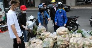 Người dân Thủ đô chung tay 'giải cứu' nông sản cho nông dân huyện Mê Linh