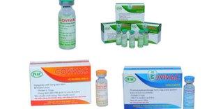 Dự kiến vaccine ngừa COVID-19 COVIVAC có giá không quá 60.000đ/liều