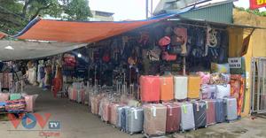 Những kho hàng, ki ốt ngay trung tâm thủ đô Hà Nội có thể bị 'bà Hỏa' ghé thăm bất cứ lúc nào
