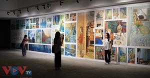 'Lặng yên rực rỡ': Cuộc chu du trong thế giới nghệ thuật