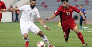 ĐT Việt Nam đá giao hữu kín với Jordan tại UAE