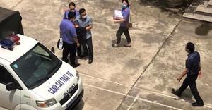Sau khi 4 thuộc cấp bị bắt, Trưởng CA quận Đồ Sơn (Hải Phòng) xin nghỉ việc... đi chữa bệnh