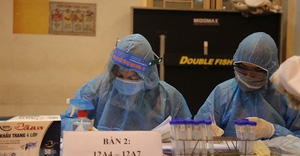 Thái Bình có 5 ca dương tính SARS-CoV-2 liên quan Bệnh Nhiệt đới Trung ương