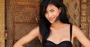 Sắc vóc 'chân dài' xứ Hàn đầu tiên gia nhập Victoria's Secret