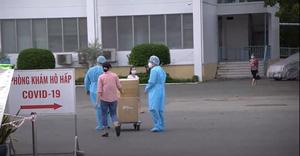 TP.HCM: Thêm 31 nhân viên Bệnh viện Bệnh nhiệt đới dương tính SARS-CoV-2