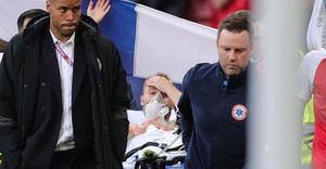 Eriksen đã có thể tự thở và nói chuyện, 11 năm chưa từng gặp vấn đề sức khỏe