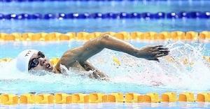 Olympic Tokyo 2020: Huy Hoàng chỉ xếp thứ 12, không thể vào chung kết 1.500m bơi