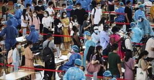 Trung Quốc xác định nguồn lây nhiễm ổ dịch ở Nam Kinh