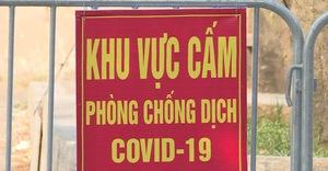 Hà Nội: Cách ly y tế phường Chương Dương