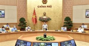 Thủ tướng: Cố gắng từ nay đến 30/9 từng bước nới lỏng giãn cách có kiểm soát