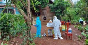 Đắk Lắk: Covid-19 tái bùng phát với chùm ca cộng đồng lớn