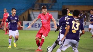Hà Nội FC chiêu mộ thành công cầu thủ Geovane của CLB Sài Gòn