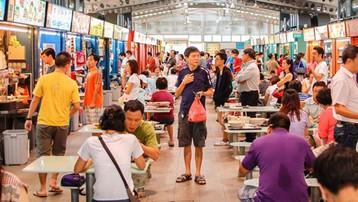 """""""Văn hóa Hawker"""" của Singapore nhiều khả năng trở thành di sản văn hóa phi vật thể của UNESCO"""